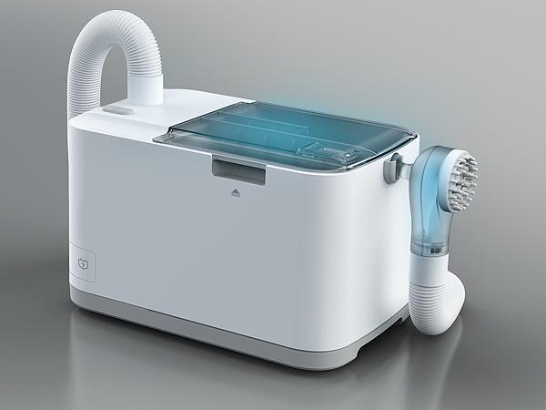 便携式洗头机